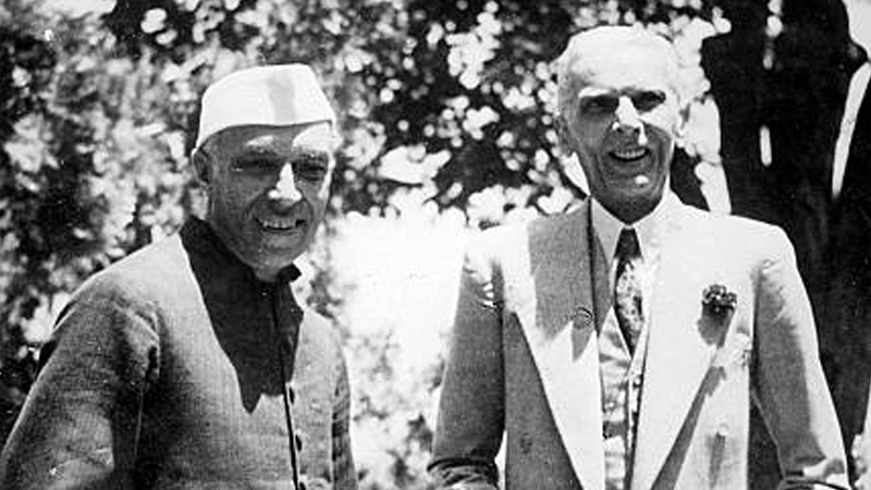 Nehru And M jinnah