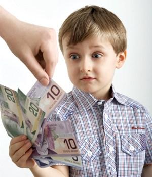 Children-Pocket-Money