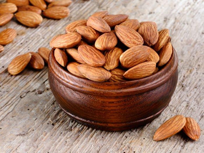 almond in pregnancy