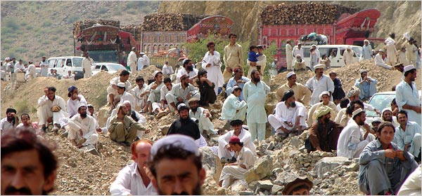 terror training in pakistan