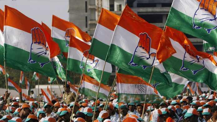 congress rally
