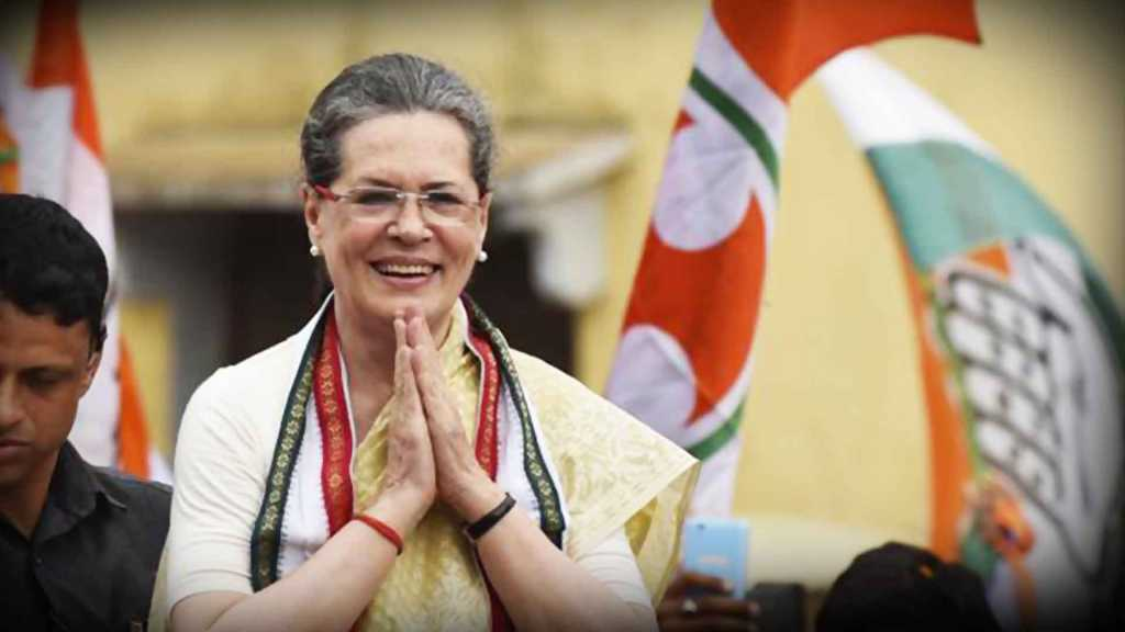 sonia in power play