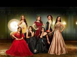 Manya, Reena, Deepshika, Seema, Rashmi, Pooja and Shaloo