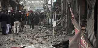 pakistan bomb blast ( file)
