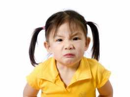 tantrum and mood swings in kids