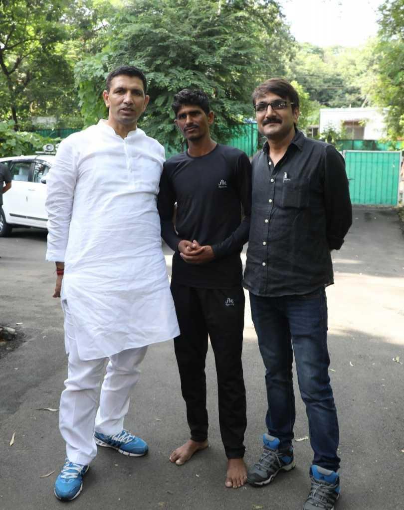 mantri jitu with rameshwar