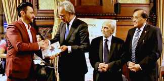 sanjay kapoor honored in uk