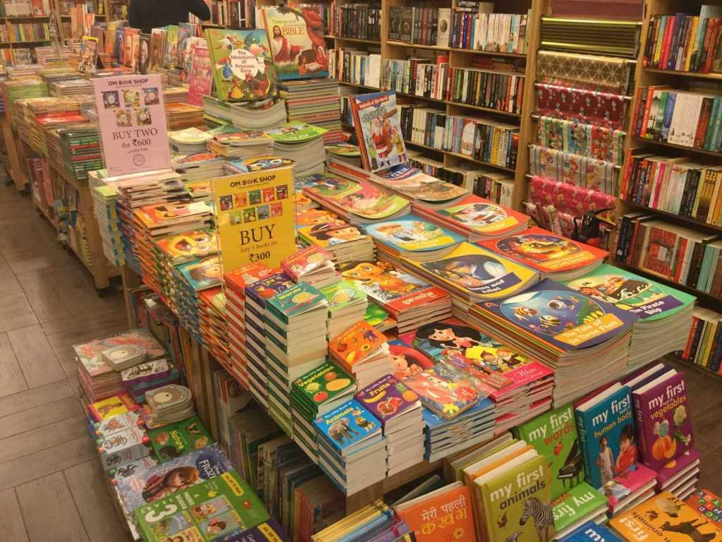 book-shop-saket-delhi-book