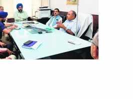 haryana saraswati board meeting