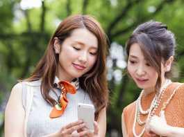 japanese-women-social-media