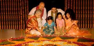 family-deewali