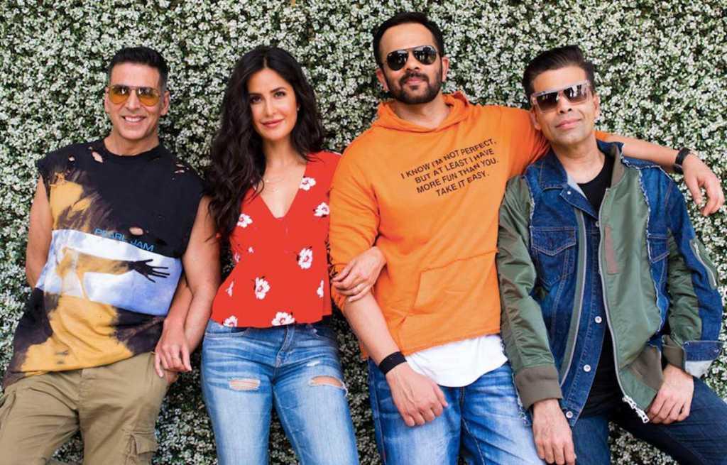 Akshay-And-Katrina-Team