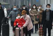 CHINA YICHANG CORONAVIRUS PROTECTION