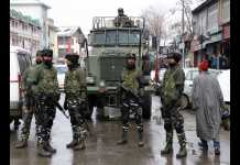jammu kashmir security