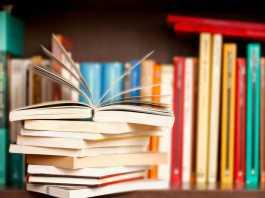 pile-of-books