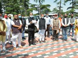 HP farmers meet CM