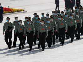 china security budget