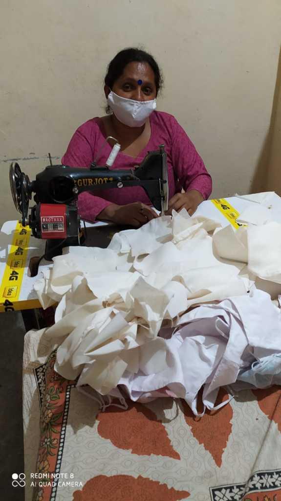 सरोज चौहान समाजेसवी, राजगढ़
