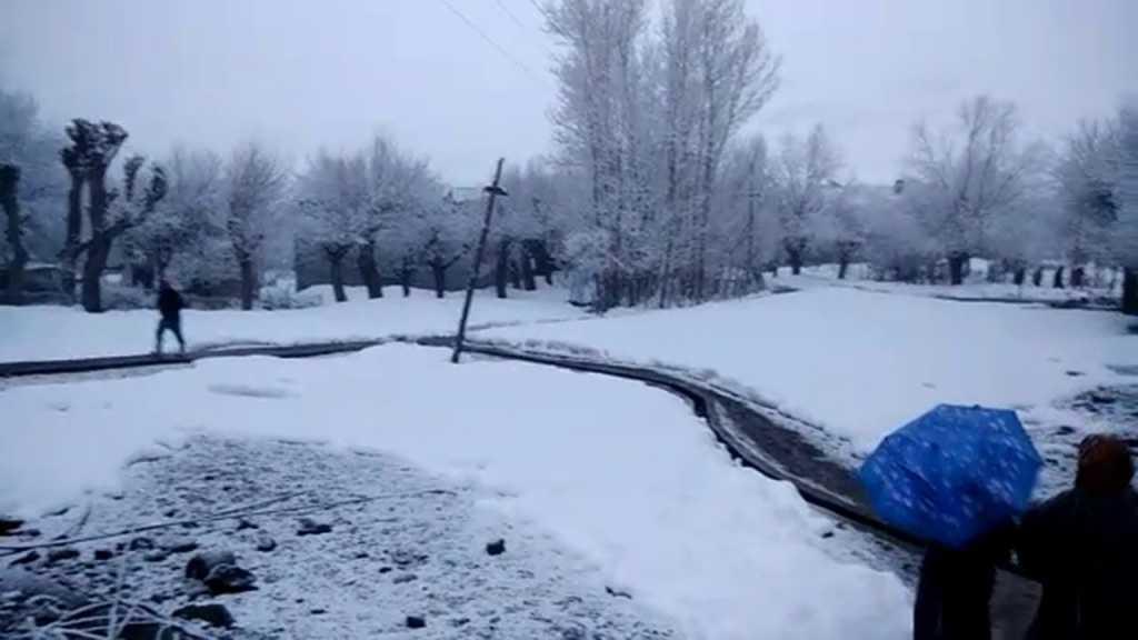 snowfall dras