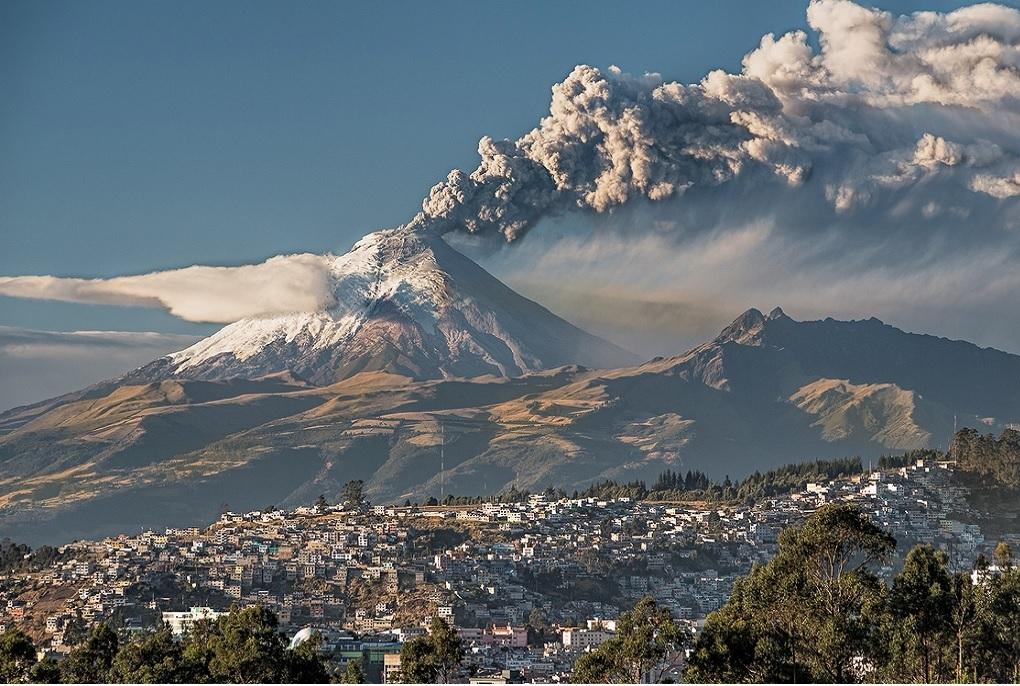 volcano-Cotopaxi
